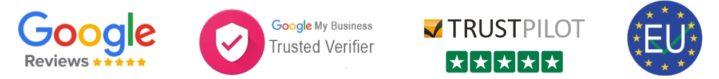 Certificado Google Reviews prueba de polígrafo de infidelidad