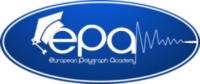 Logotipo de EPA, academia de polígrafo